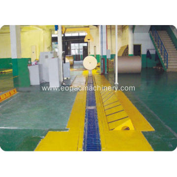 Paper Roll V-slat Conveyor
